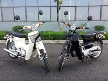 「スーハーバイク 50cc ブラック」の画像1
