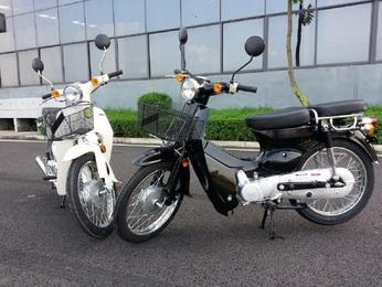 「スーハーバイク 50cc ブラック」の画像2