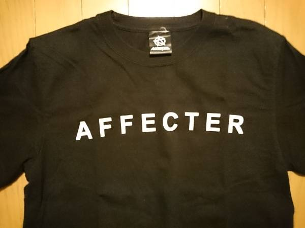 AFFECTER Tシャツ エフェクター deviluse leflah wanima