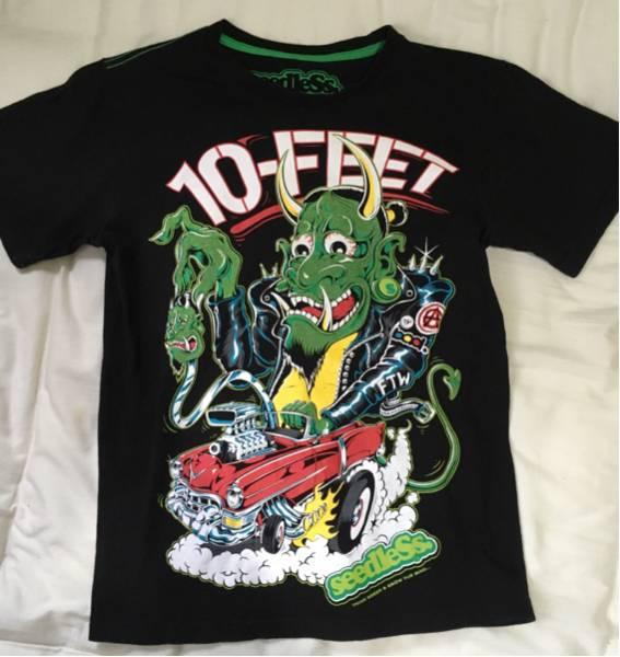 10-FEETseedleSsコラボTシャツ ライブグッズの画像