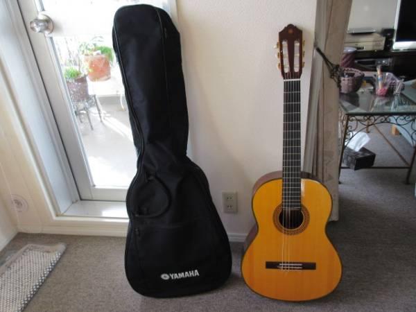 YAMAHA(ヤマハ)クラシックギターCG192S(美品)★表板(松スプロース単板)側 裏板(ローズウッド)