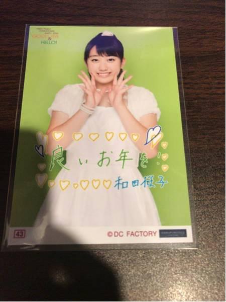 【和田桜子】コレクション写真 カウントダウン2016