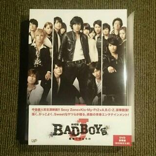 劇場版BAD BOYS J 初回限定生産豪華番 DVD 超美品