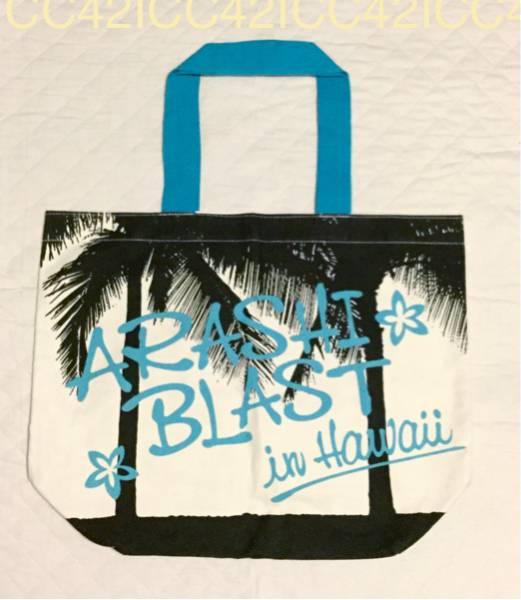 嵐◆BLAST in Hawaii ハワイ ツアーグッズ◆バッグ 未使用