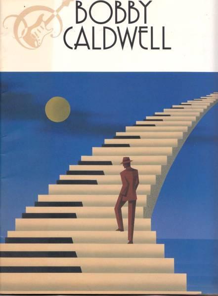 Bobby Caldwell '93来日ツアー・パンフレット