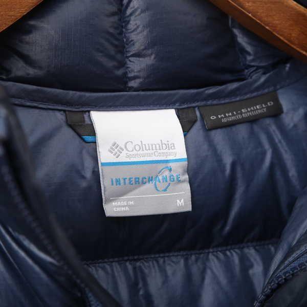 美品 コロンビア トラバースランドジャケット アウトドア 9131_画像3