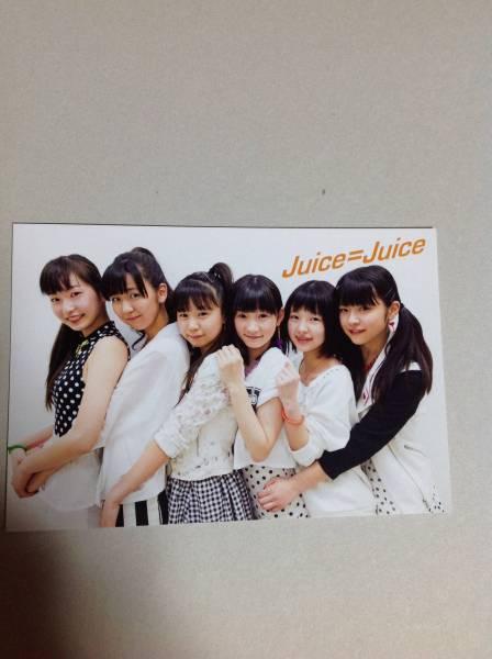 6◆Juice=Juice ポストカード TopYell タワレコ特典