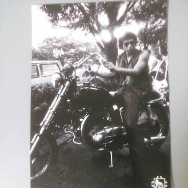 舘ひろしキングレコード時代クールス写真