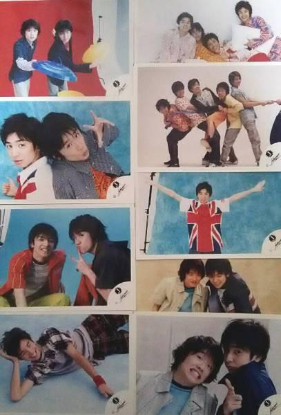 ★生田斗真さん中心(ジュニア時代)ジャニーズ公式写真 9枚セット