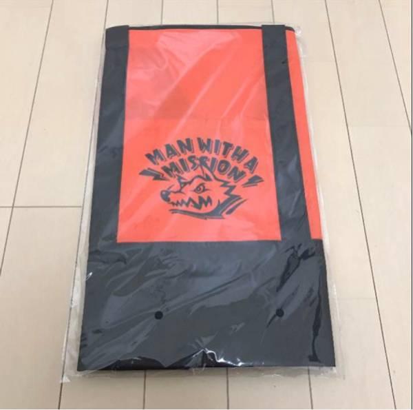 トートバッグのみ MAN WITH A MISSION マンウィズ タナカ 福袋