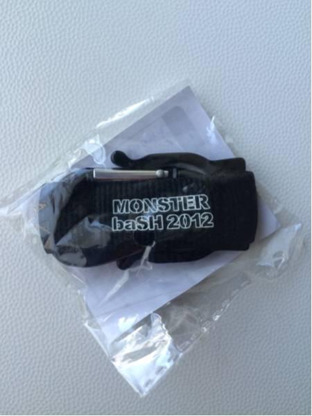 MONSTER baSH モンバス ペットボトルホルダー 非売品