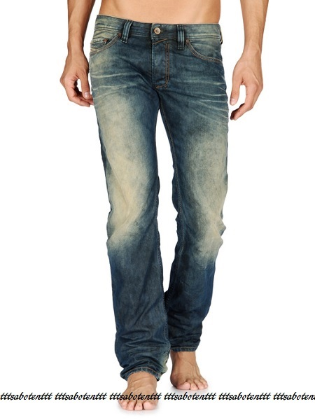 79794585 beautiful goods / complete sale DIESEL *SAFADO~ 0882B Denim pants 26 diesel  Safari publication