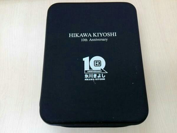 氷川きよし FC限定写真集 10th Anniversary コンサートグッズの画像