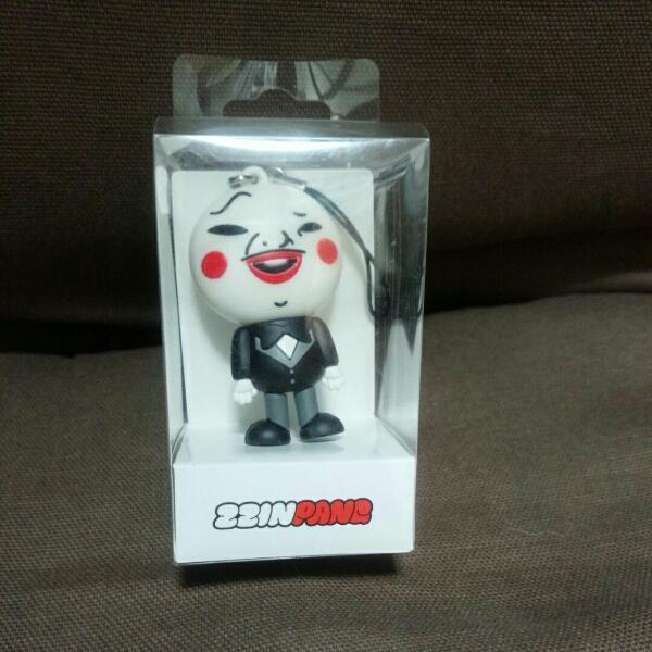 【美品】SuperJunior ヒチョル USB チンパン 韓国公式グッズ