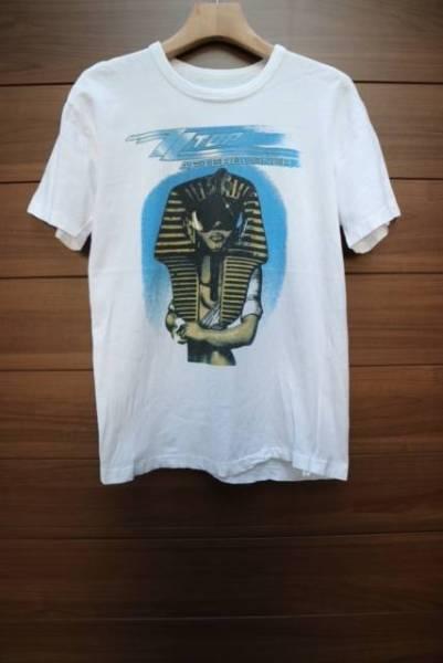 80S ZZTOP バンドTシャツ ビンテージ ハードロック WH