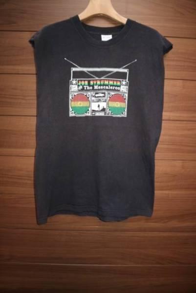 00S JOE STRUMMER バンドTシャツ ビンテージ パンクロック CLASH RAMONES T