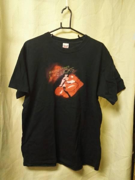 01バンドTシャツ ローリングストーンズL