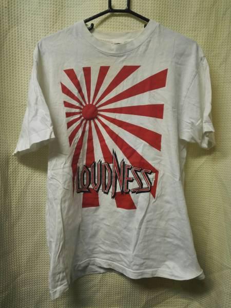 01バンドTシャツ ラウドネスL