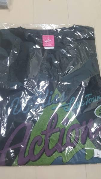 【U-KISS】JAPAN LiveTour ~Action~プレミアシート限定 Tシャツ(新品、未開封) ライブグッズの画像