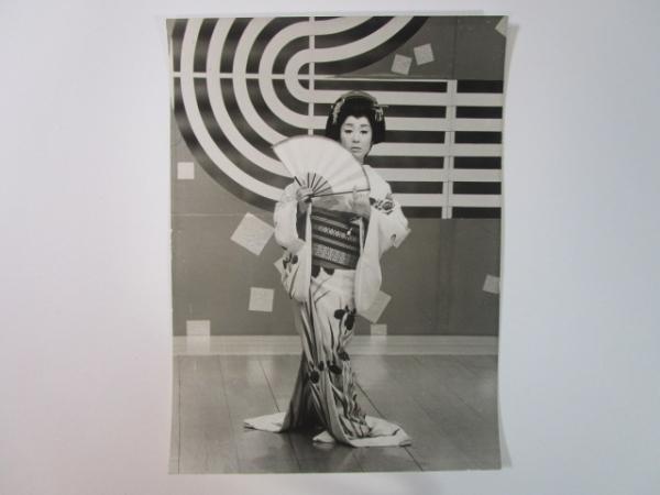 ミュージックフェア 1969 美空ひばり 日舞 スチール写真