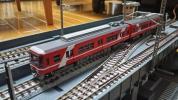 ★超希少★Nゲージ・赤い電車製「遠州鉄道2000系2両セット」(試運転のみ未使用品)