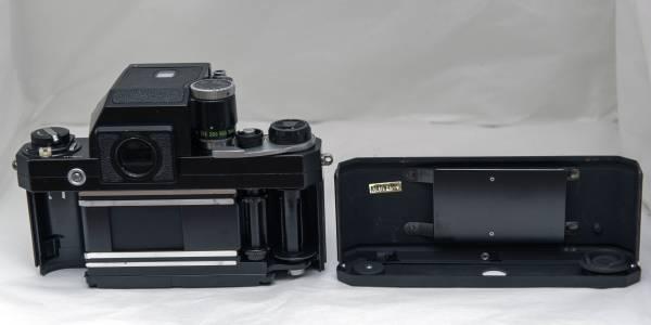 Nikon ニコンF フォトミック ブラック メーター動作品_画像2