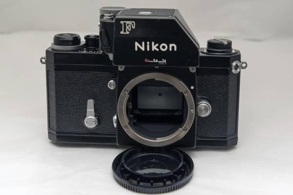 Nikon ニコンF フォトミック ブラック メーター動作品