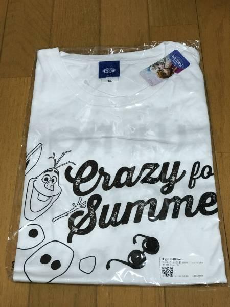 ■新品☆フジロック2015×岩盤 オラフ Tシャツ 白 XL■ディズニー・Disney・アナと雪の女王