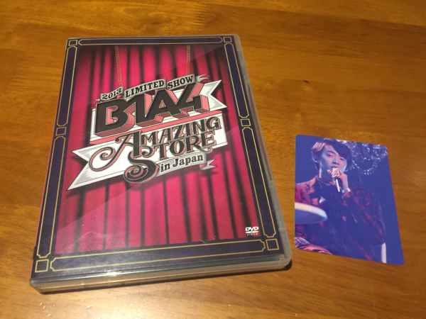 2013 B1A4 LIMITED SHOW[AMAZING STORE] in Japan ライブグッズの画像
