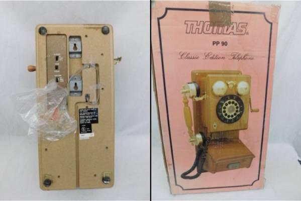アンティーク電話機 1927年代モデル USA_画像3