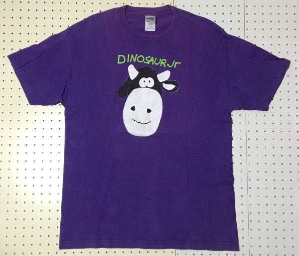 [中古 希少 00s USA]DINOSAUR JR 2005 TOUR TEE 再結成 ツアー Tシャツ L #