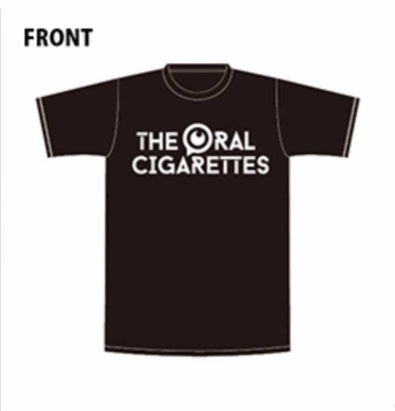 THE ORAL CIGARETTES ロゴTシャツ ブラック S タオル オーラル
