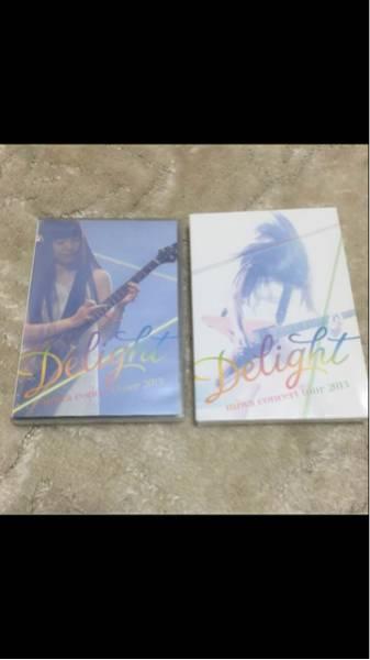 miwa Delight tour DVD ライブグッズの画像