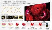送料込み!東芝レグザ REGZA 4K対応65型液晶テレビ65Z20X 売切!