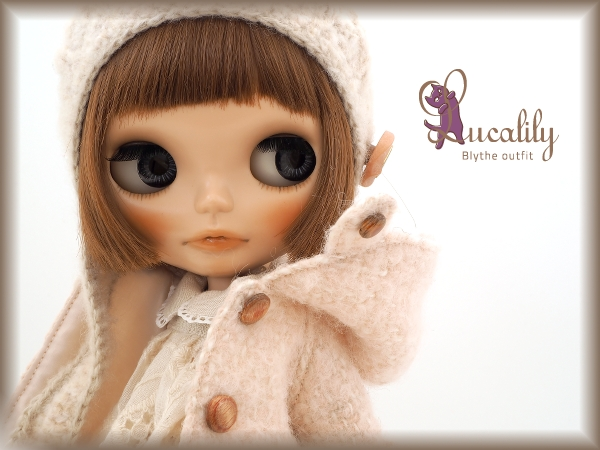 ** Blythe outfit ** Lucalily 515 **