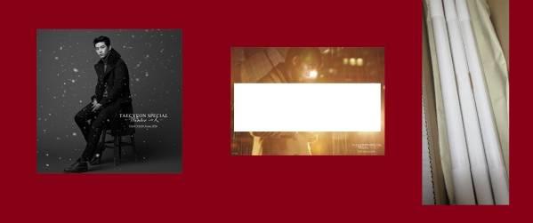 ◆早期限定ポスター付◆ テギョン◆Winter 一人 初回限定通常盤