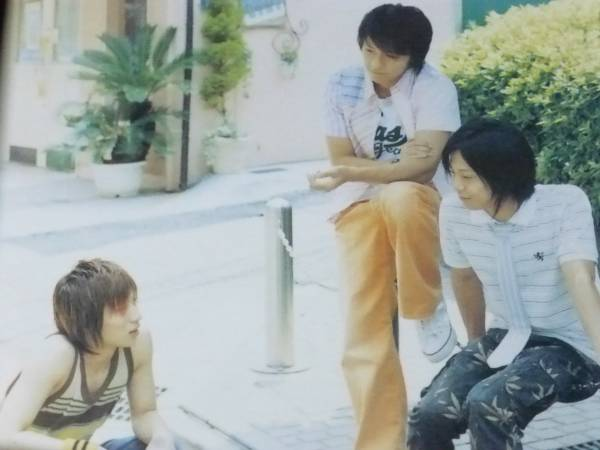 ★即決★w-inds./ウィンズ Live Tour 2005 パンフレット ageha★千葉涼平/橘慶太/緒方龍一★