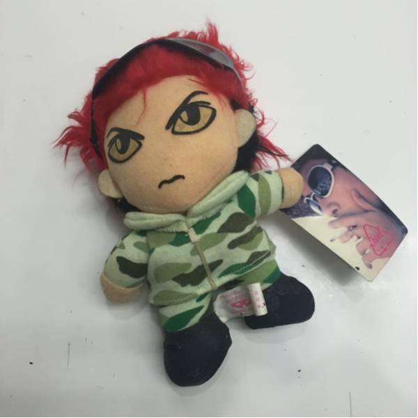hide人形 hideぬいぐるみ HIDEぬいぐるみ HIDE人形エックスジャパン X JAPAN ヒデ