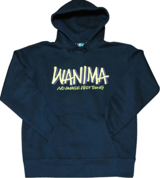 (新品未開封)WANIMA パーカー BLACK Lサイズ