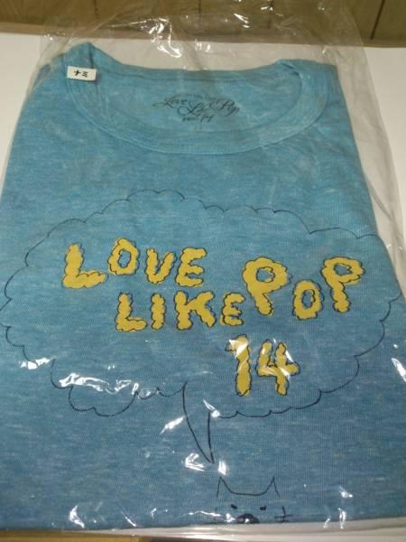 aiko LLP14 ツアーTシャツ ブルー ナミ 新品未使用 送料込み ライブグッズの画像