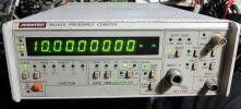 マイクロ波周波数カウンター ADVANTEST R5362A 0.2mHz〜3GHz