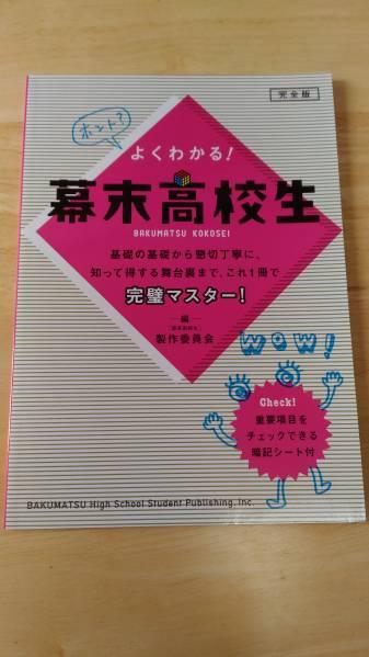 「よくわかる!幕末高校生」(非売品)玉木宏・石原さとみ パンフ
