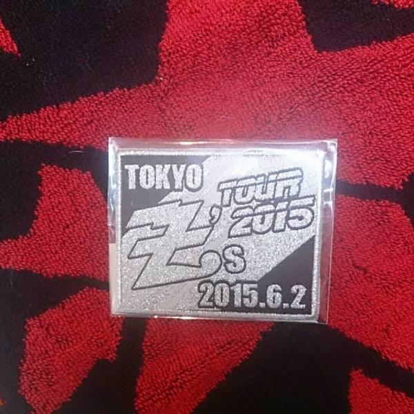新品未開封品 2015年 ゼッツ(東京)限定ワッペン