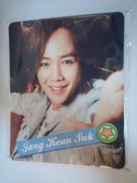 Jang Keun Suk Korea idle mouse pad clear case or the like 12