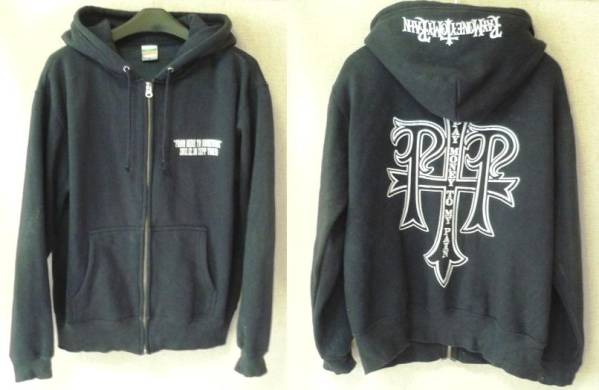 ★SALE★【Pay money To my Pain】ZIP UP パーカーsizeM