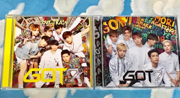 韓流GOT7 CD2枚セット