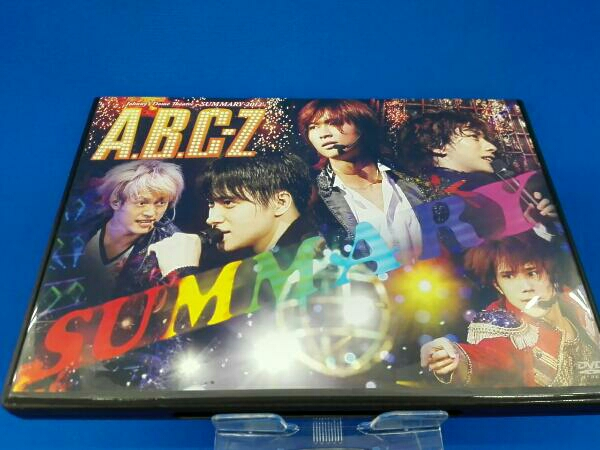 Johnny's Dome Theatre~SUMMARY 2012~A.B.C-Z コンサートグッズの画像