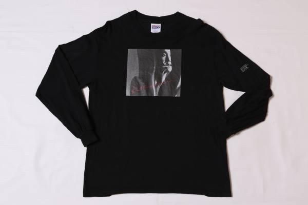 ★松任谷由実★ユーミン★KATHMANDU PILGRIM★長袖ロングツアーUSA製Tシャツ★バックブリントなし ライブグッズの画像