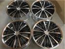 ◆RAYS ブラックフリート 4本 PCD100 8J 9J プリウス V350 レイズ