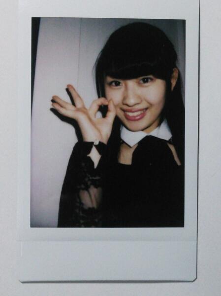 X21 小澤奈々花 チェキ